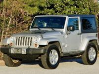 TAX SEASON SPECIAL SALE Super clean Jeep Wrangler,