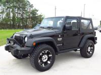 Look at this 2012 Jeep Wrangler RUBI. Its transmission