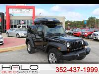 2012 JEEP WRANGLER RUBICON ** HALO CERTIFIED- 140 POINT