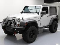 This awesome 2012 Jeep Wrangler 4x4 comes loaded with