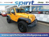 If you've been waiting for just the right Wrangler,