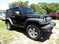 Come see this 2012 Jeep Wrangler RUBI. Its transmission