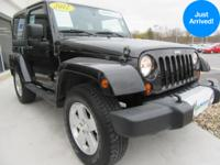 Sensibility and practicality define the 2012 Jeep