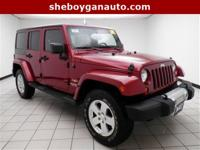 New Price! 2012 Jeep Wrangler Unlimited Sahara **
