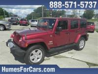 Checkout this New Humes 2012 Flame Red Pearlcoat Jeep