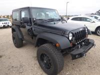 Options:  2012 Jeep Wrangler Sport|Load Your Family