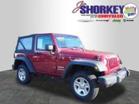 **PRICE DROP!!**1 OWNER**2012 Jeep Wrangler