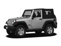 Options:  2012 Jeep Wrangler Sport|Miles: 59436Color: