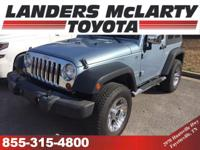 New Arrival! CarFax 1-Owner, This 2012 Jeep Wrangler