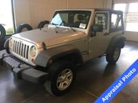 CARFAX 1-Owner. 4X4! V6 Motor, Air Conditioning and a