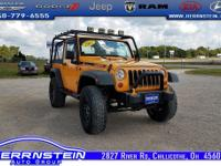 2012 Jeep Wrangler Sport This Jeep Wrangler is
