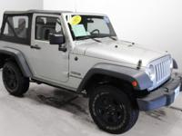 Recent Arrival! 2012 Jeep Wrangler Sport JUST ARRIVED!,