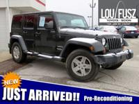 JUST ARRIVED! Another Quality Pre-Owned Vehicle from