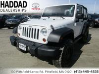 Jeep Wrangler Bright White Clearcoat Sport 2012 CARFAX
