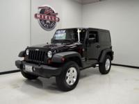 2012 Jeep Wrangler Sport Our Location is: Niello BMW