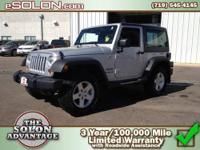 2012 Jeep Wrangler Sport Utility Our Location is: Dave