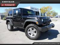 This 2012 Jeep Wrangler Rubicon is offered to you for