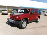 2012 Jeep Wrangler Unlimited 4dr 4x4 Sahara Sahara Our