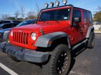 Nyle Maxwell Gmc is delighted to offer this 2012 Jeep