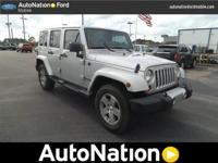 2012 Jeep Wrangler Unlimited. Our Place is: AutoNation