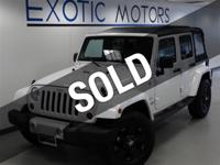 18XD-WHEELS - This 2012 Jeep Wrangler Unlimited 4dr 4WD