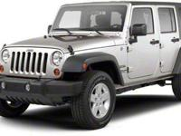 2012 Jeep Wrangler Unlimited For Sale.Features:Four