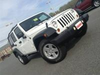 2012JeepWrangler UnlimitedSport with the following