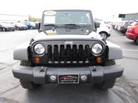 Options:  2012 Jeep Wrangler Unlimited