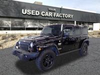 Options:  2012 Jeep Wrangler Unlimited Rubicon|4X4