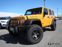 Jeep Wrangler!! New Tires and Rims! Powerful 285 Horse