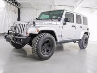 We are excited to offer this 2012 Jeep Wrangler