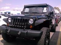Options:  2012 Jeep Wrangler Unlimited Rubicon||Vin: