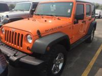 Fremont Certified, Clean, LOW MILES - 56,517! Rubicon
