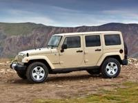 Introducing the 2012 Jeep Wrangler Unlimited! Some