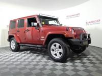 Nice SUV! STOP! Read this! This 2012 Wrangler is for