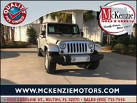 Clean Autocheck, One Owner, and Local Trade. Wrangler