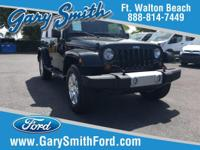 Options:  2012 Jeep Wrangler Unlimited Sahara|One Owner