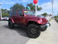 2012 Jeep WRANGLER UNLIMITED ** 4x4 ** 4DR ** Hard top