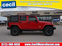 Exterior Color: flame red clear coat, Body: SUV 4X4,