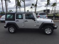 This outstanding example of a 2012 Jeep Wrangler