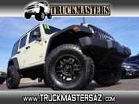 Options:  2012 Jeep Wrangler Unlimited Sport|4X4 Sport