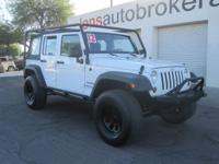 Options:  2012 Jeep Wrangler Super Clean And Cool