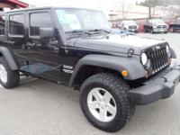 THIS 1 OWNER JEEP IS LOADED AND HAS A NEW SET OF