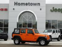 Options:  2012 Jeep Wrangler Unlimited 4Wd 4Dr Sport|4