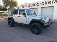 Options:  2012 Jeep Wrangler Unlimited Sport||Vin: