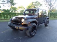 Options:  2012 Jeep Wrangler Below Market Value!!!..No