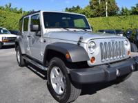 Clean Unlimited Sport! Must See!!. Wrangler Unlimited