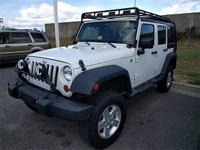 2012 Jeep Wrangler CARS HAVE A 150 POINT INSP, OIL
