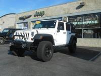 Experience driving perfection in the 2012 Jeep Wrangler