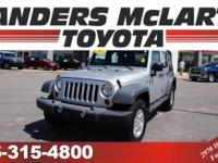PREMIUM & KEY FEATURES ON THIS 2012 Jeep Wrangler